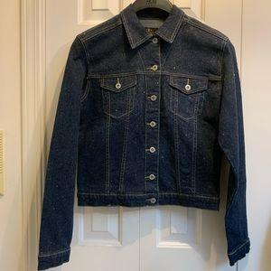 New glittering Buffalo David Bitton jean jacket